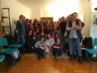 "The first workshop of the Continuing Education Program ""Relational Gestalt Psychotherapy"""