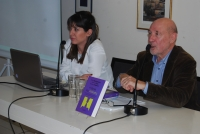 "Presentation of the book ""The Art of Change"", ""IANOS"" Culture Chain, in Thessaloniki"